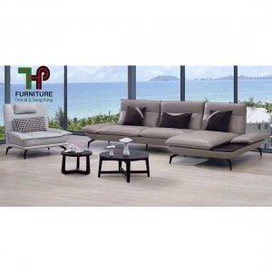 sofa da nhập khẩu cao cấp tại TPHCM