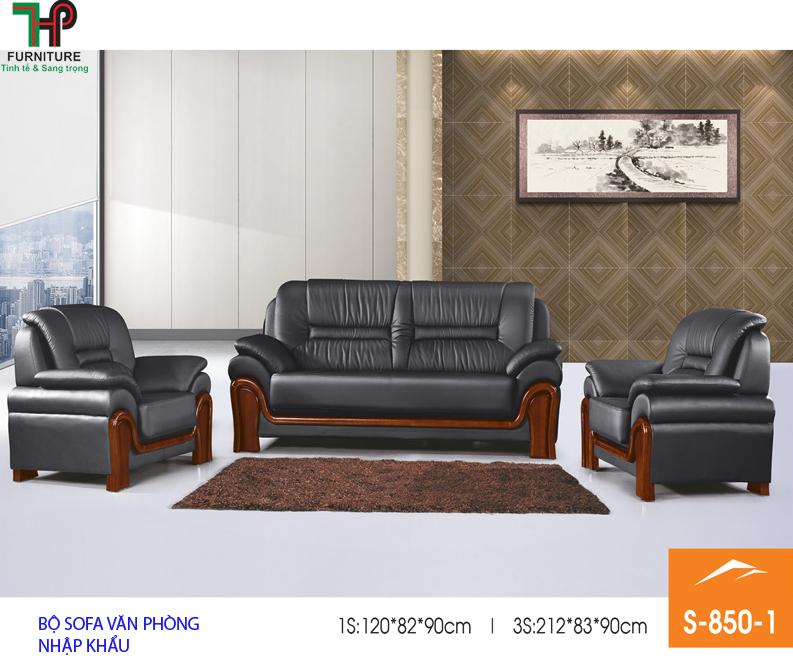Sofa văn phòng Hùng Thuận Phát HTP- TQSFVP S-850-1 (Ảnh 1)