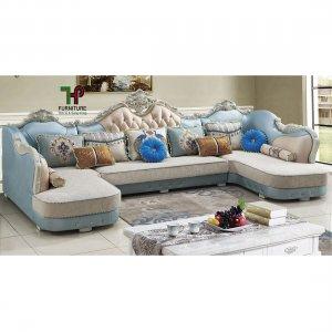 Ghế sofa kiểu cổ điển