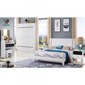 Giường ngủ cao cấp nhập khẩu (1)