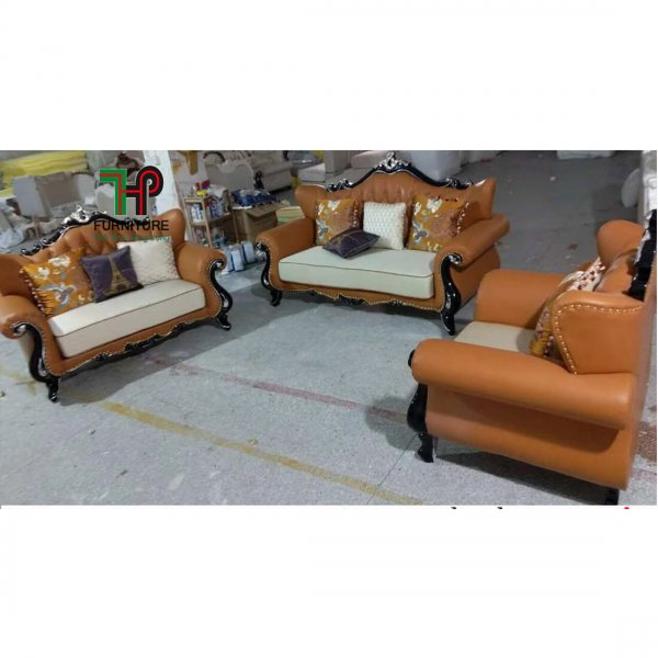 sofa đơn kiểu cổ điển