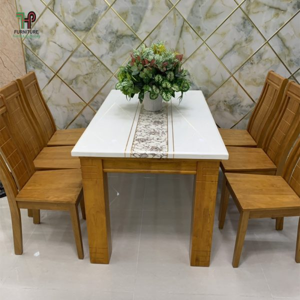 Bộ bàn ghế ăn giá rẻ hcm