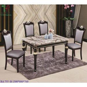 bàn ghế ăn cổ điển