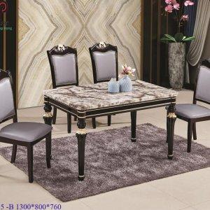 bàn ghế ăn tân cổ điển755