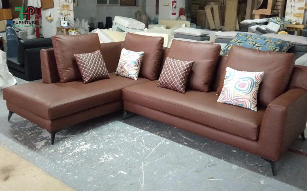 sofa da nhập khẩu tại Tphcm