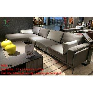 sofa da thật TPHCM
