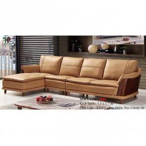 sofa da thật nhập khẩu