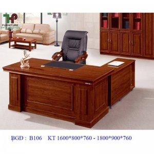 bàn ghế giám đốc hiện đại (