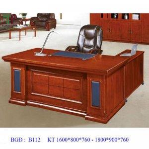 bàn ghế giám đốc hiện đại