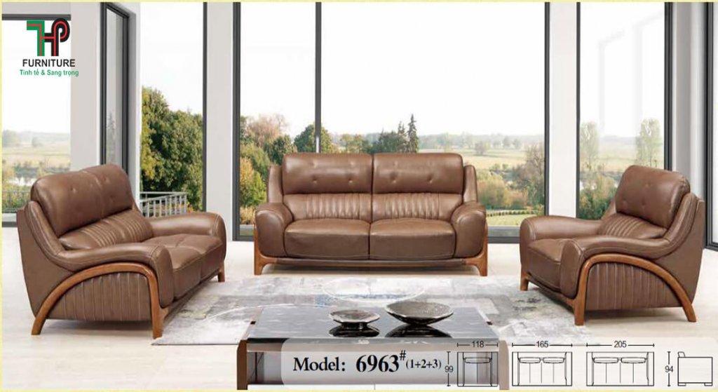 bộ bàn ghế sofa văn phòng