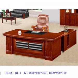bộ bàn giám đốc hiện đại