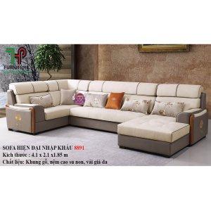 ghế sofa vải nhập khẩu