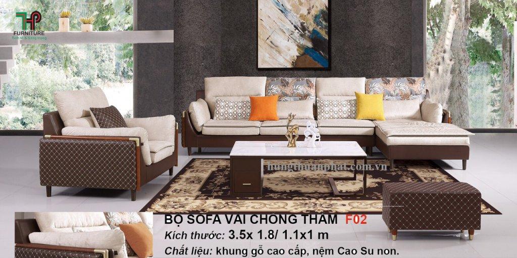 sofa cao cấp nhập khẩu đẹp