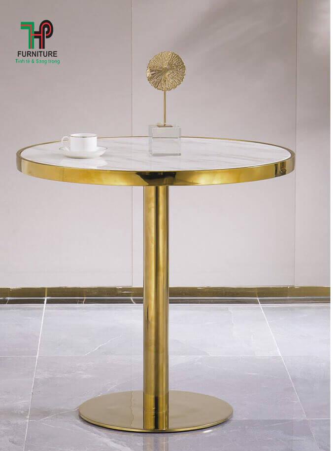 Bàn trà inox mạ vàng (2)