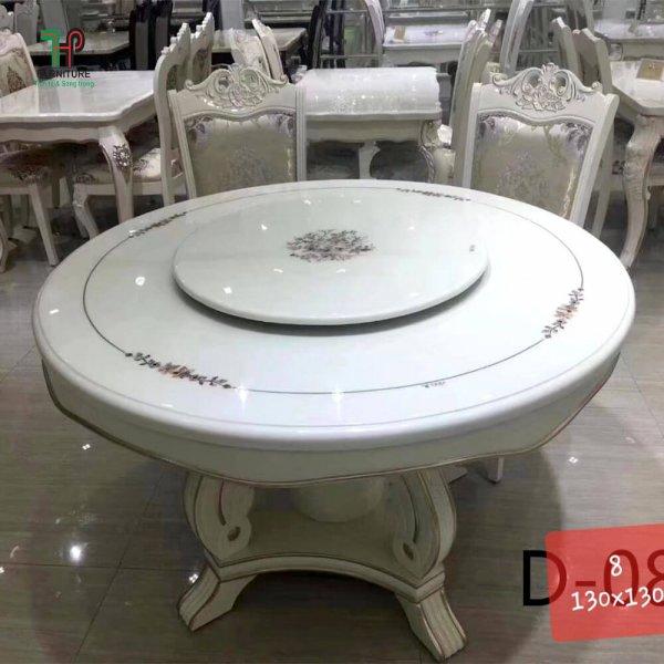 bàn ghế ăn tân cổ điển giá rẻ