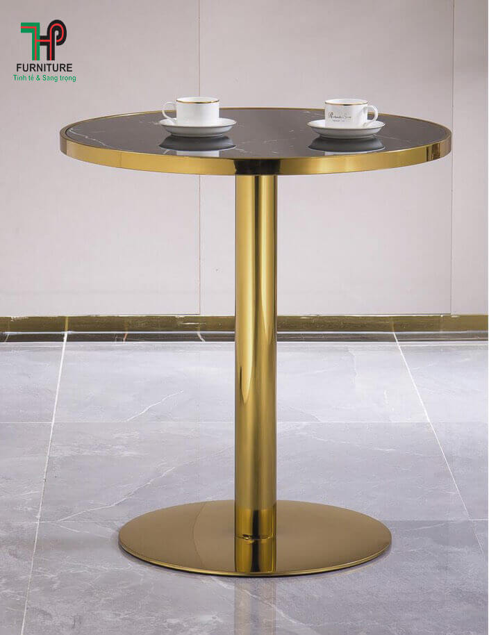 bàn trà inox mạ vàng (5)