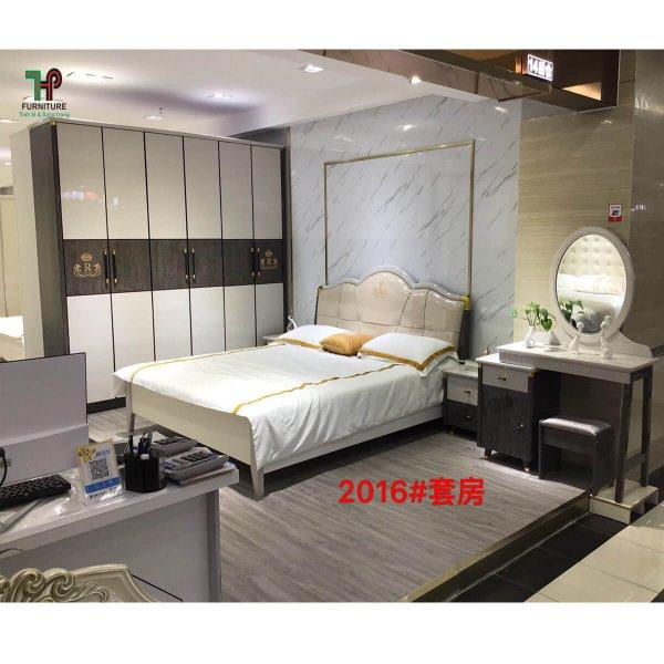 bộ giường tủ phòng ngủ giá rẻ
