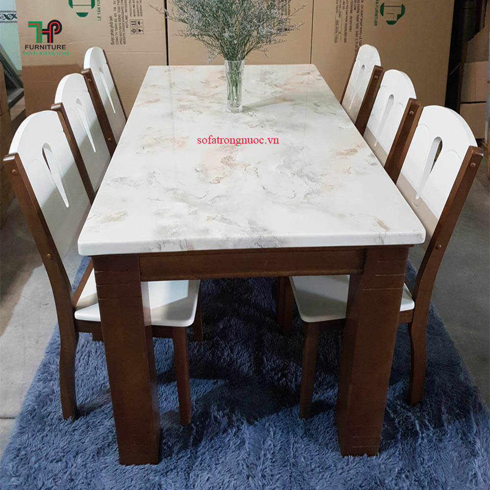 mẫu bàn ghế ăn đẹp