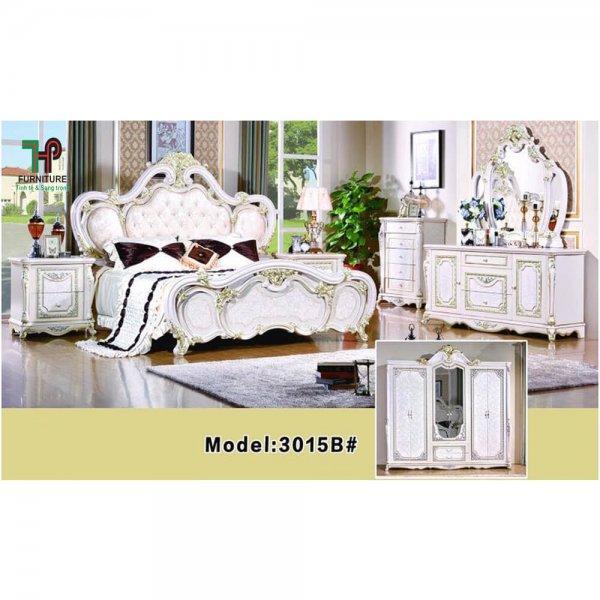 giường tân cổ điển nhập khẩu (1)