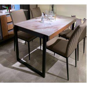 bàn ăn mặt đá hiện đại (1)