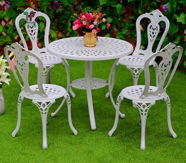 bộ bàn ghế thư giản sân vườn