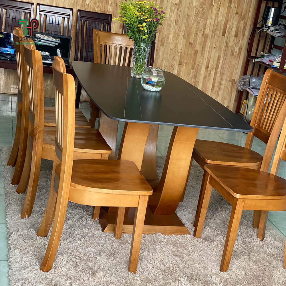 Bàn ghế ăn gỗ bình chánh, Q2, Thủ đức