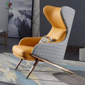 ghế sofa đơn phối phòng khách