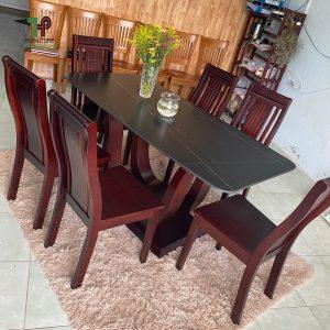 mẫu bàn ghế ăn hiện đại