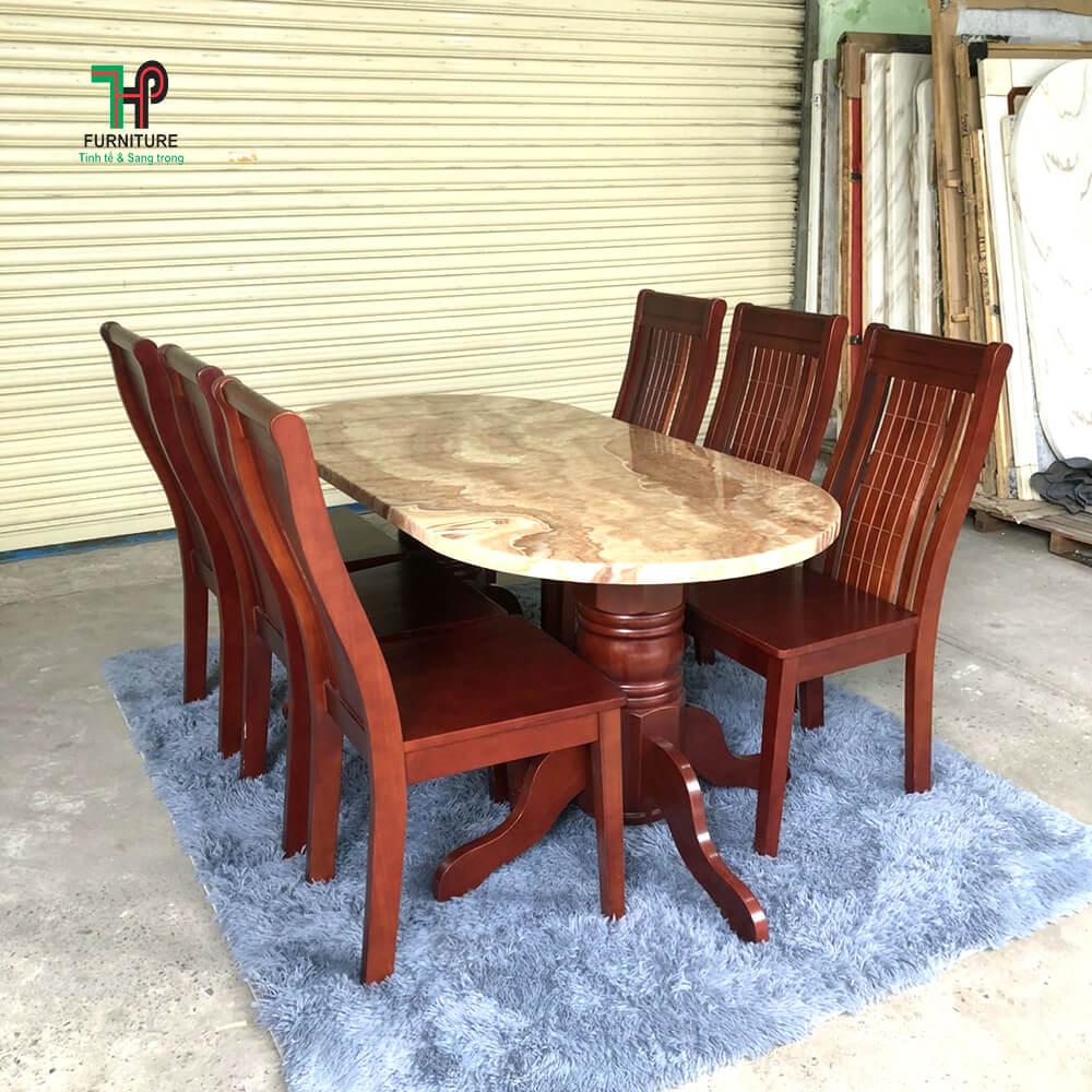 bàn ăn mặt đá (1)