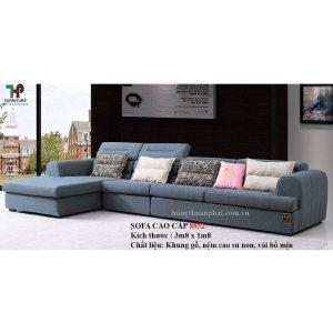 sofa nỉ nhập khẩu
