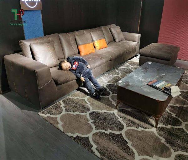 sofa nỉ cao cấp