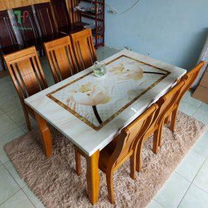 bàn ghế ăn gỗ TPHCM
